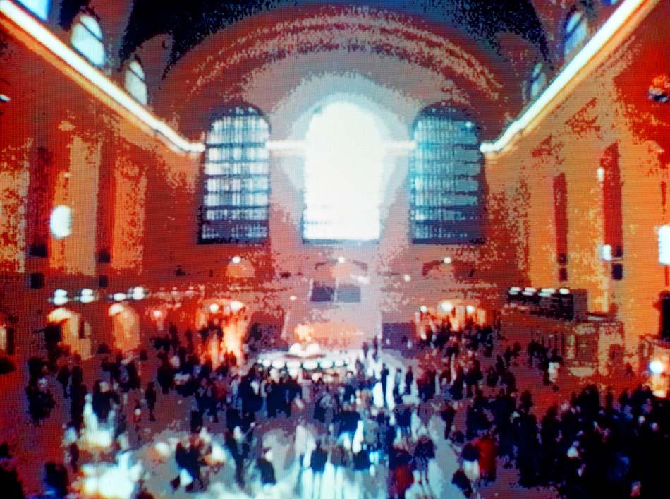 Grand Central Station © Holger Jacobs