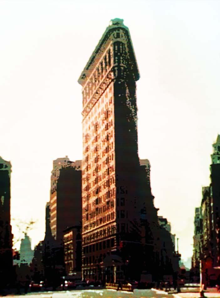 Flat Iron Building © Holger Jacobs