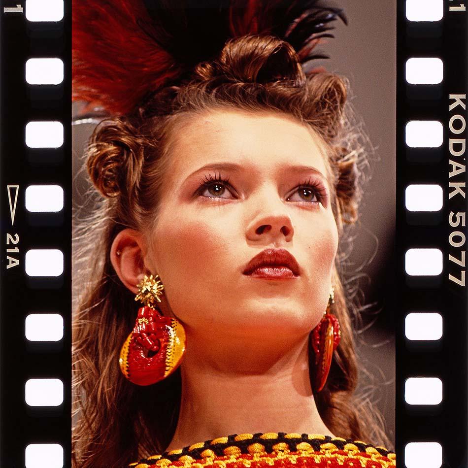 Kate Moss SUPERMODELS photo: Holger Jacobs