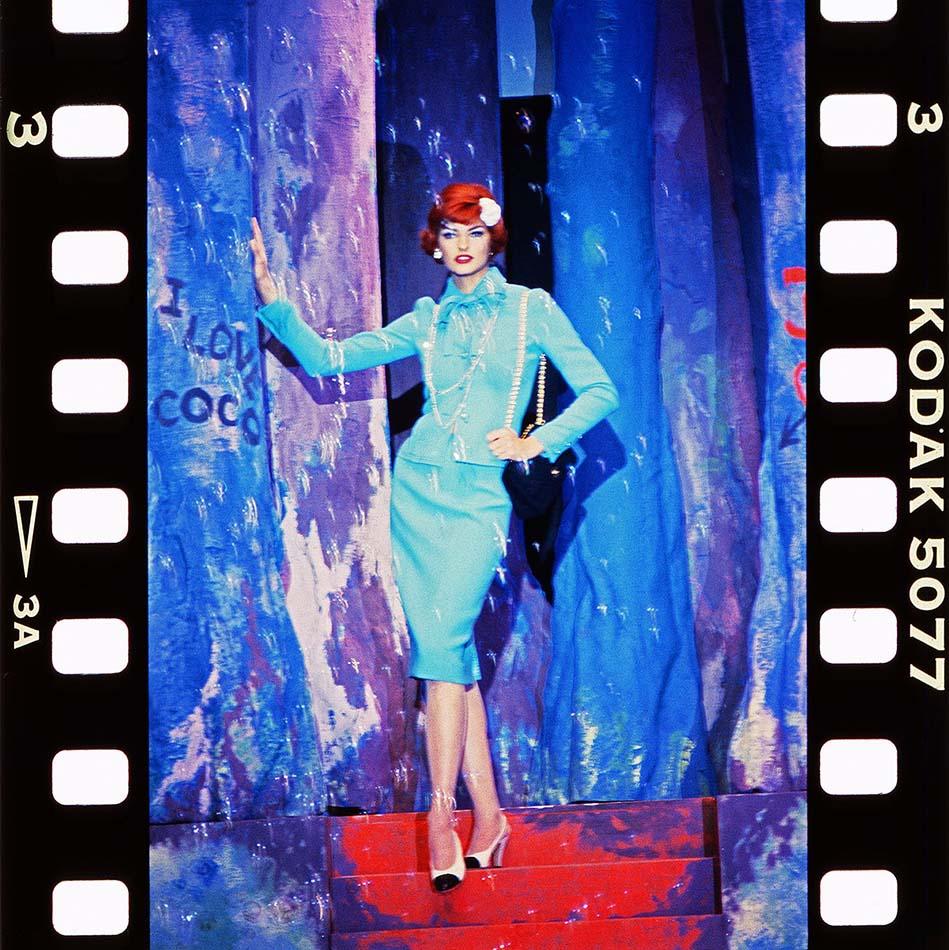 Linda Evangelista SUPERMODELS photo: Holger Jacobs