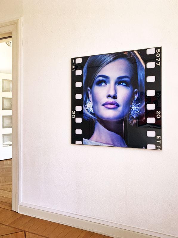 Supermodels Galerie Schmalfuss Berlin