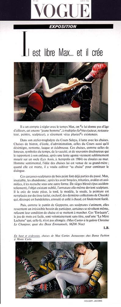 Atelier Max Cartier, Cours Saleya, Nice