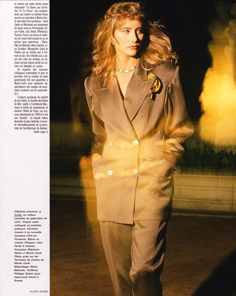 Monaco French Vogue