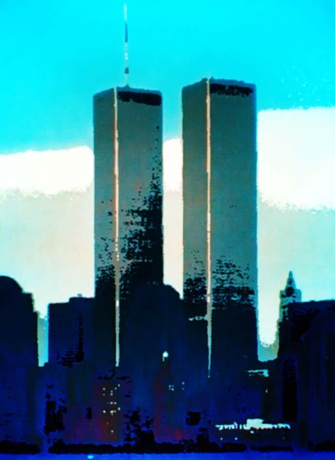 World Trade Center © Holger Jacobs