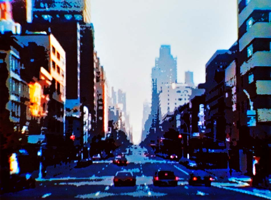 First Avenue New York © Holger Jacobs