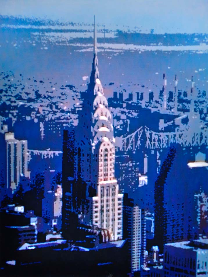 Chrysler Building © Holger Jacobs