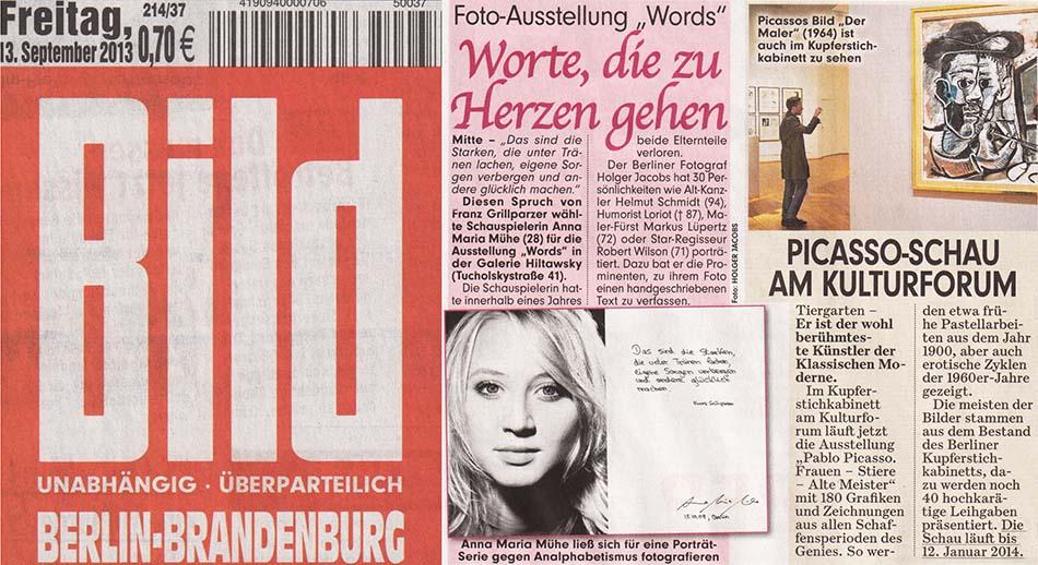 BILD Zeitung Holger Jacobs