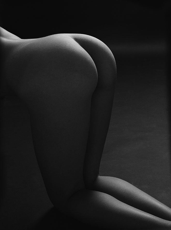 Black & White Nudes 5 © Holger Jacobs