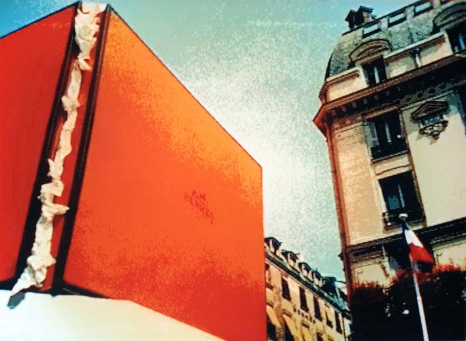 Hermès PARIS © Holger Jacobs