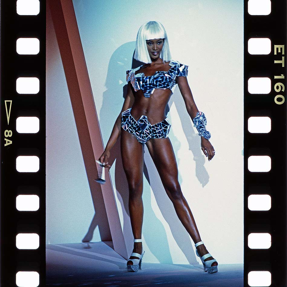Naomi Campbell SUPERMODELS photo: Holger Jacobs